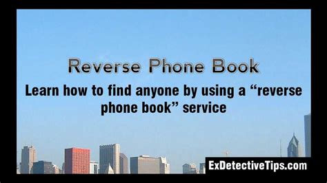 how to find out who a phone number belongs to phone book find out the owner of any phone