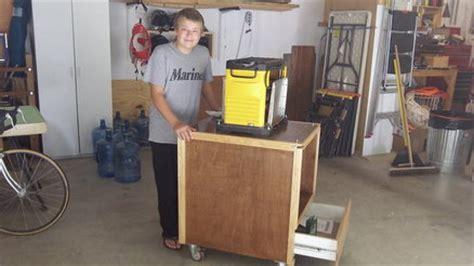 flip top tool cart  bigbadben  lumberjockscom