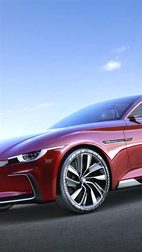 Wallpaper Mg Emotion, Electric Cars, 2020 Cars, 4k, Cars