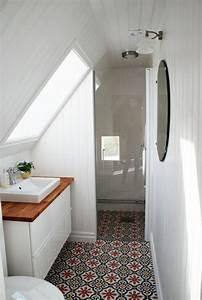 Amenager une toute petite salle de bain bienchezmoi for Toute petite salle de bain