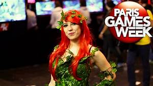 Games Week 2016 : paris games week cosplay salon youtube ~ Medecine-chirurgie-esthetiques.com Avis de Voitures