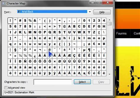 Make Alt Symbols With A Laptop ♦♣best☺♦