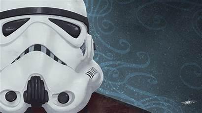 Stormtrooper Helmet Wars Star Artwork Wallpapers Desktop