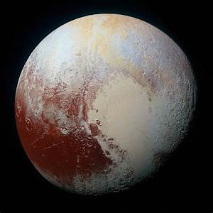 Dwarf Planet Pluto by allhistory