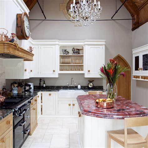 Old Fashioned Kitchen  Traditional Kitchens  Kitchen