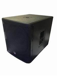 Caixa Ativa Sub Grave 15 - Prime Sound