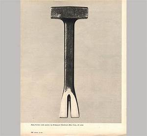 Walker Evans  Beauties Of The Common Tool  Fortune July 1955
