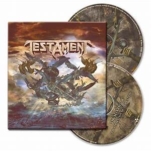 TESTAMENT | The formation of damnation DELUXE EDITION ...
