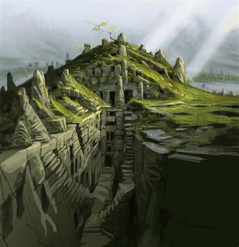 Amazing Elder Scrolls V Skyrim Concept Art Egmnow