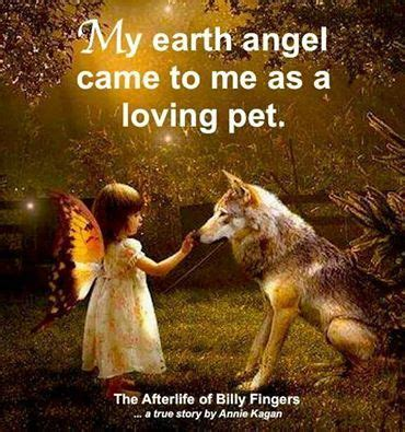 On to My Angels in Heaven and Earth