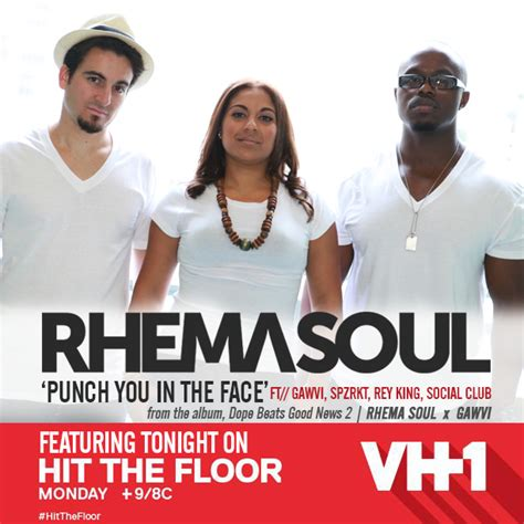 Vh1 Hit The Floor Call by Rhema Soul