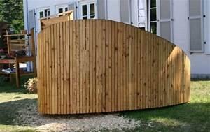 Holz Sichtschutz Für Garten : sichtschutz aus holz fur garten ~ Sanjose-hotels-ca.com Haus und Dekorationen