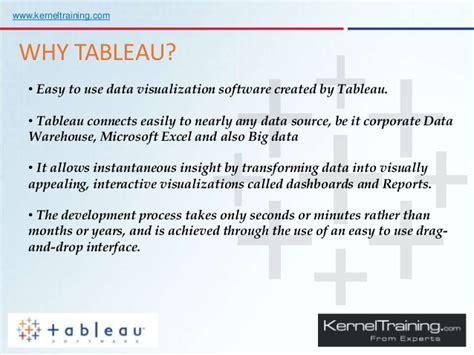 Tableau  Basics Of Tableau In Nutshell