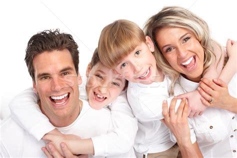 Happy Family Stock Photo © Kurhan (#4247) Stockfresh