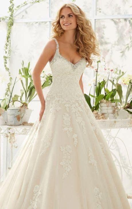 mori lee  size   wedding dress