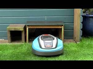 Garage Holzständerbauweise Selber Bauen : gardena r40li mit garage und rolltor youtube ~ Buech-reservation.com Haus und Dekorationen