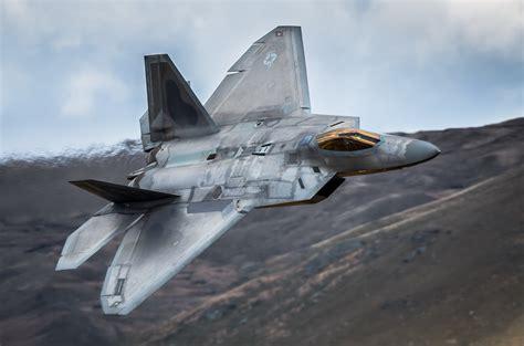 Lockheed Martin F-22 Raptor Hd Wallpaper