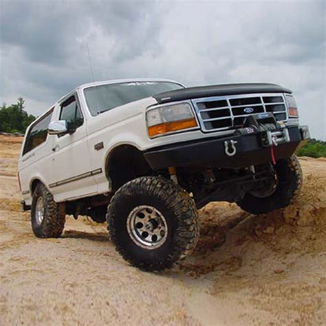 Ford Bronco Lift Kit by 4 Quot Lift Kit 80 96 Bronco 4wd W Sl Shocks Superlift