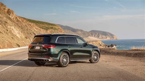 Visit cars.com and get the latest information, as well as detailed specs and features. 2021 Mercedes-AMG GLS 63 First Drive Review: The ...