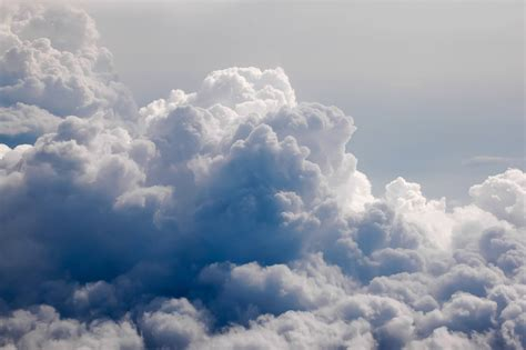 Vertical Developed High Clouds | PatternPictures