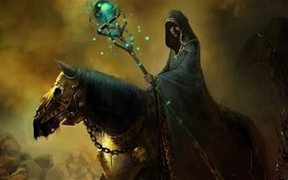 Sorcerer Fantasy Wizard Elf Warlock Sorceress Mage
