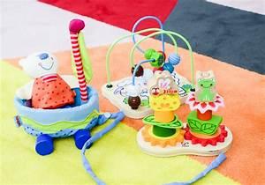 Baby Mit 1 Jahr : sinnvolles spielzeug ab 1 jahr motorikschleife stapelspiel aus holz ~ Markanthonyermac.com Haus und Dekorationen