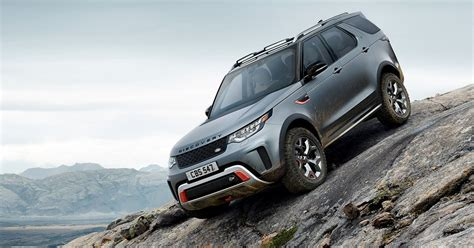 2019 Land Rover Discovery Svx 2019 land rover discovery svx revealed due in australia