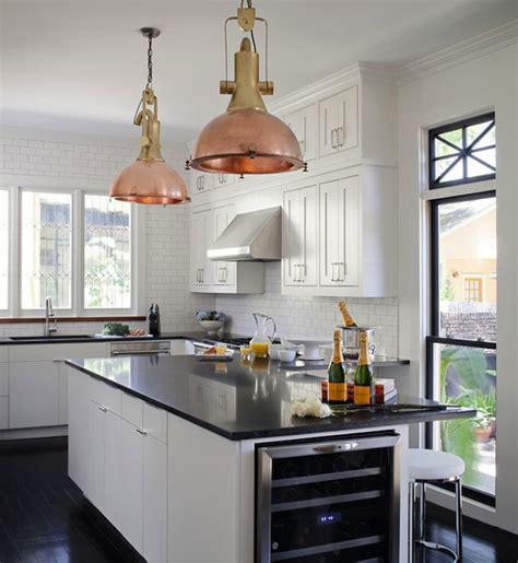 copper light pendants design ideas