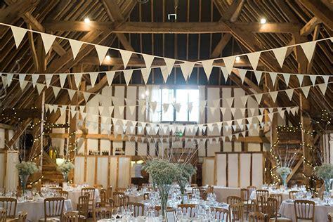 wedding barn decorations uk real wedding a countryside wedding at clock barn chwv