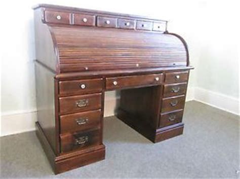 Ethan Allen Tavern Roll Top Desk by Gorgeous Ethan Allen Tavern Pine Cannonball Bed Posts