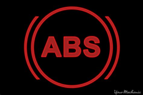 abs light on how to respond when your brake warning light is on