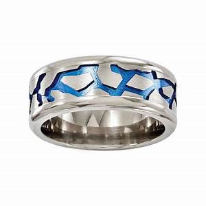 edward mirell mens titanium wedding band jcpenney With jcpenney mens wedding rings