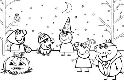 Free Peppa Pig Coloring Pages to Print 101 Coloring