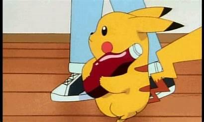 Pikachu Pokemon Ketchup Running Memes Pika Tempo