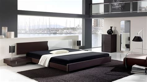 Modern Minimalist Bedroom Interior Design Ideas Bedroom