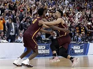 Men's basketball: Loyola-Chicago beats the buzzer and ...