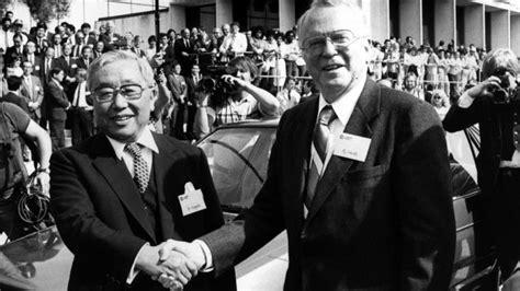 Toyota's 'ultimate adviser' Eiji Toyoda dies aged 100 ...