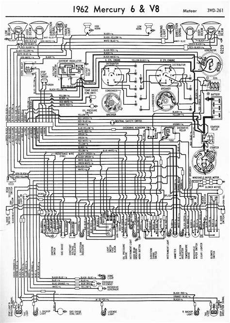 1967 Mercury Wiring Diagram Starter System by 1970 Cyclone Gt Wire Diagram Wiring Diagram