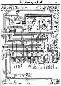 Mercury Mountaineer Wiring Diagram  58685
