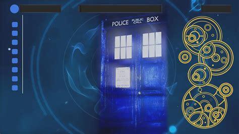 Xbox One Background Theme Doctor Who Xbox One Theme Xbox One Backgrounds