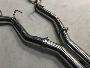"""Ford Mustang Exhaust (2015-2017) V8 5L RHD Coupe 3"""" Twin Catback – Empire Performance"""
