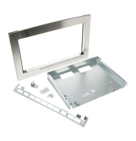 jxsh built  microwave  trim kit ge appliances parts