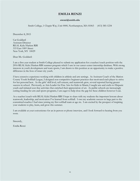 cover letter format cover letter format creating an executive cover letter