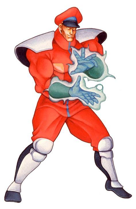 M Bison Vega In Japan Video Games Artwork