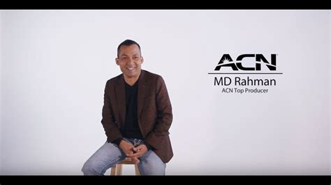 ACN Platinum RVP & COC Member - MD Rahman - YouTube