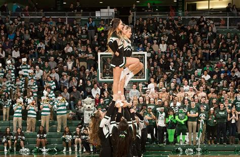 Cheer Team - Daily Photo: Feb 16 2016 - Binghamton University