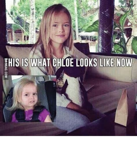Meme Girl Car Seat - side eyeing chloe meme www pixshark com images galleries with a bite