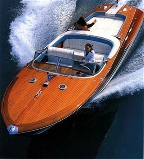 Electric Boat Vision Plan by Il Fascino Vintage La Barca Modelli Storici Navali E