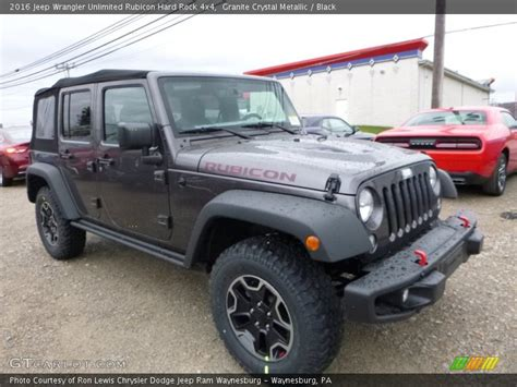jeep granite crystal granite crystal jeep wrangler unlimited autos post