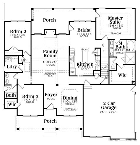 open ranch style floor plans apartments open floor plans ranch open floor plan for